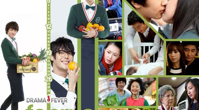 ร้านขายผักของหนุ่มโสด (ซีรี่ย์เกาหลี)